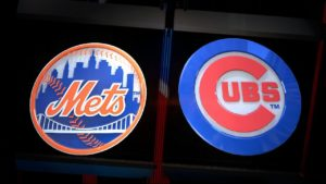 New York Mets Vs Chicago Cubs